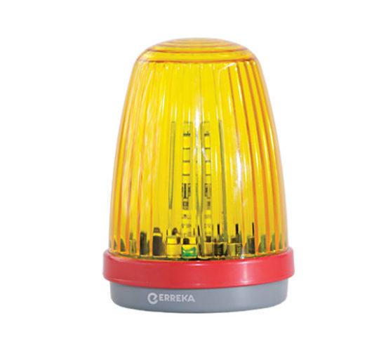 lampara de destellos