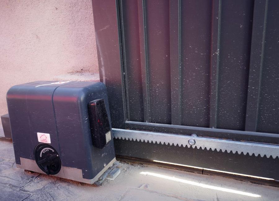 mantenimiento puertas automaticas madrid