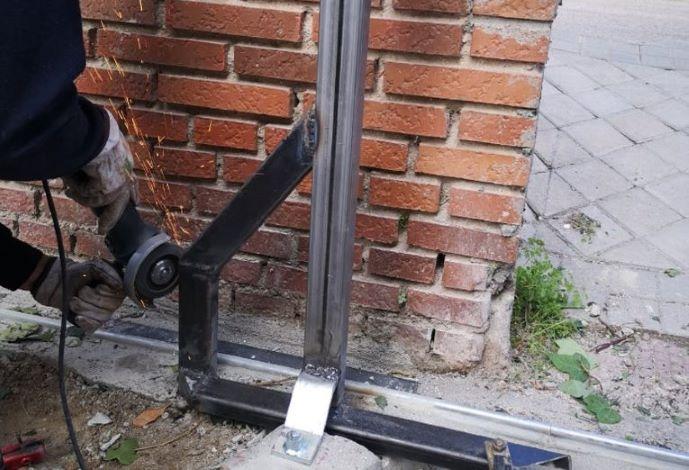 reparacion puertas de garaje madrid